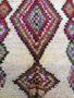 Boucherouite tæppe