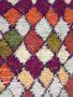 Marokkansk kludetæppe