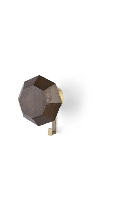 Packshot of Diamond Rack in wood