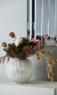 Styling photo of Fusing Vase and Repeat Mirror