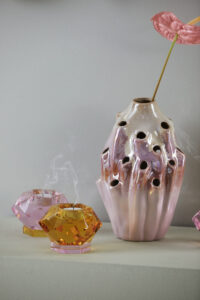 Styling Photo Lava Vase and Glam