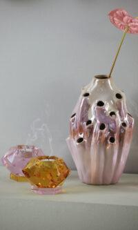 Styling Photo Lava Vase and Glam