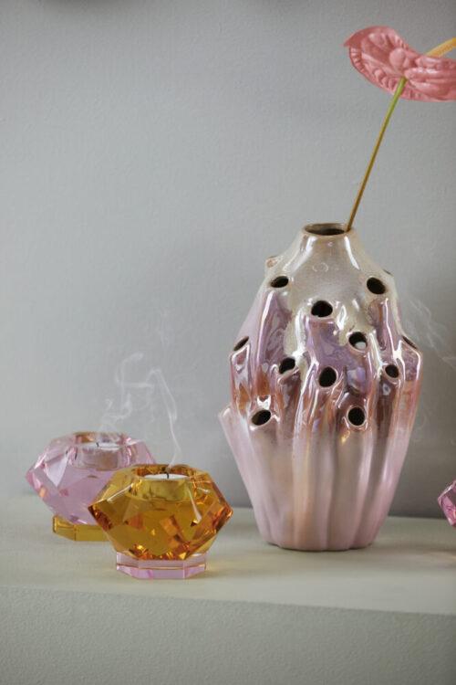 Styling billede af Lava Vase og Glam