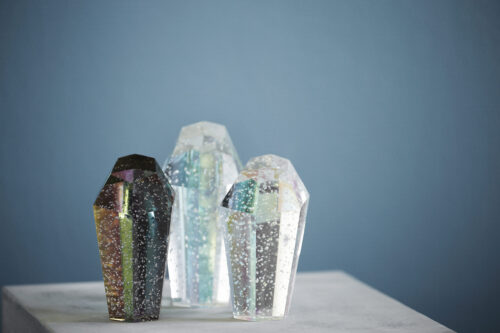 Styling photo of Crystal Rocks