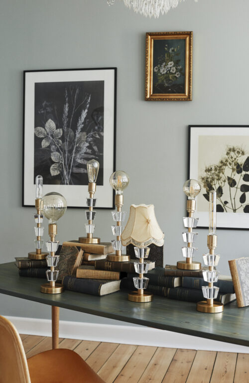 Styling photo of Decadent Lamp