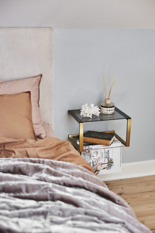 Styling photo of Shelfie bedside table