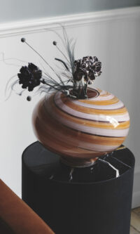 Billede af stylet Twirl Vase