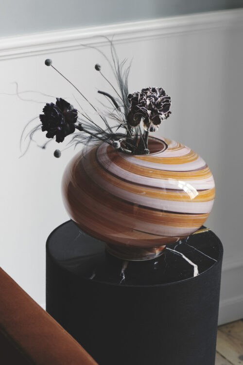 Picture of styled Twirl Vase