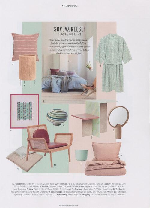 Femina INDRET magazine September 2019
