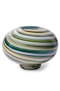 Packshot of Twirl Vase Green